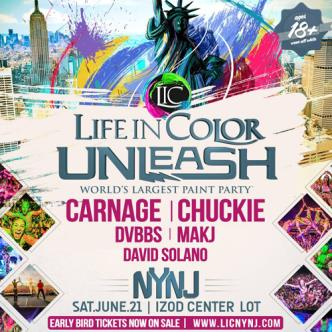 LIFE IN COLOR: Main Image
