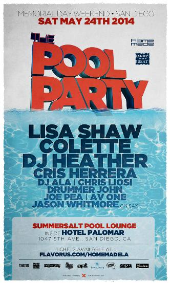 Lisa Shaw, DJ Heather, Colette: Main Image