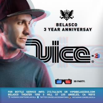 DJ Vice in 3D: Main Image