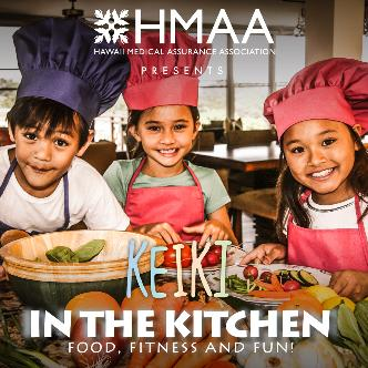 HMAA: Keiki in the Kitchen: Main Image