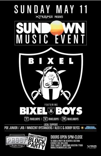 Bixel Boys | Sundown: Main Image