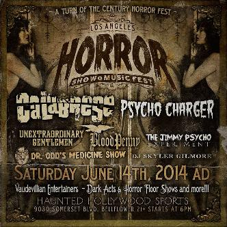 LA Horror Show & Music Fest: Main Image