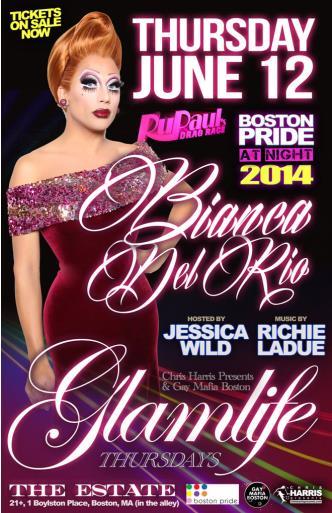 Bianca Del Rio LIVE @ Estate!: Main Image