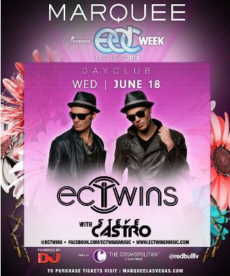 EC Twins & Steve Castro: Main Image