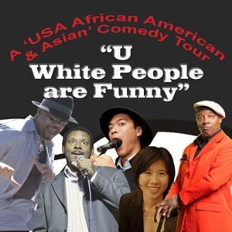 U White People are Funny: Main Image
