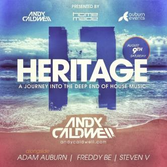ANDY CALDWELL (DEEP HOUSE SET): Main Image