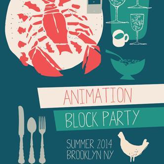 Animation Block Party 2014.: Main Image