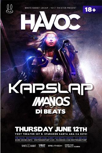 Havoc OC ft. Kapslap & Imanos: Main Image