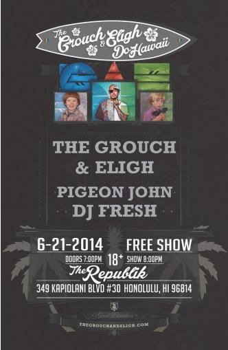 The Grouch and Eligh: