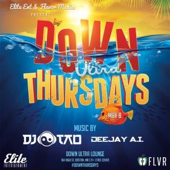 Ultra Thursdays @ DOWN: Main Image