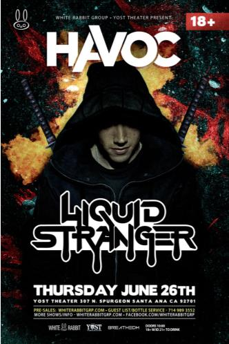 Havoc OC ft. Liquid Stranger: Main Image