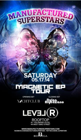 Manufactured Superstars@LevelR: Main Image
