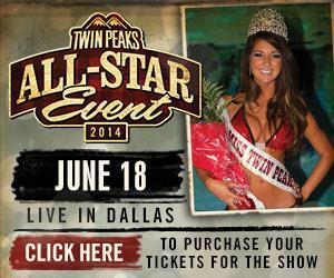 2014 All-Star Bikini Contest: Main Image