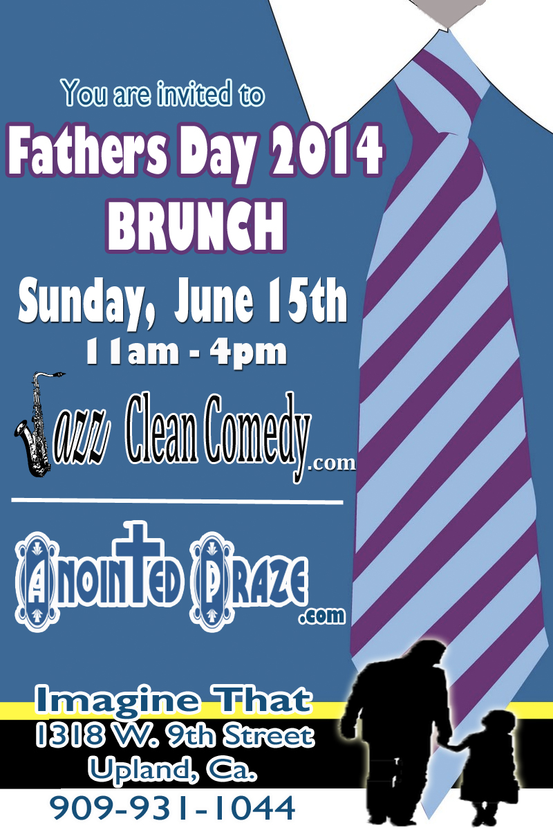 Father's Day Sunday Brunch 201 Tickets - The Imagine That ...