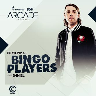 BINGO PLAYERS: Main Image