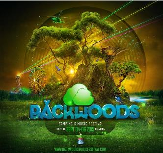 Backwoods Music Festival 2015: Main Image