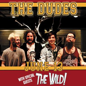 The Dudes w/ special guests: Main Image