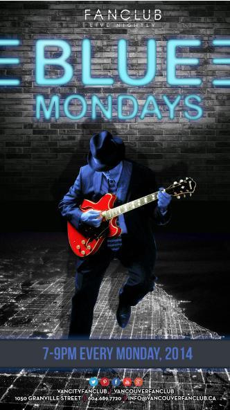 Blue Mondays: Main Image