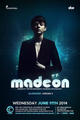 MADEON: Main Image