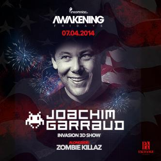 Awakening ft. Joachim Garraud: Main Image