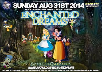 ENCHANTED DREAMS: Main Image