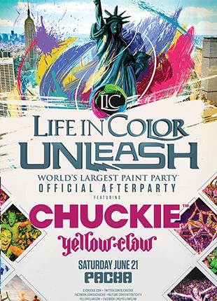 LIFE IN COLOR AFTERPARTY: Main Image
