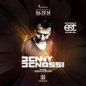 Road to EDC with Benny Benassi: Main Image