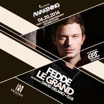 Awakening ft. Fedde Le Grand: Main Image