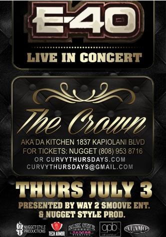 E40 CURVY THURSDAYS KICKOFF: Main Image