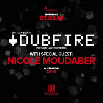 Dubfire & Nicole Moudaber: Main Image