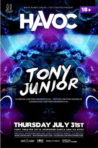 Havoc OC ft. Tony Junior: Main Image