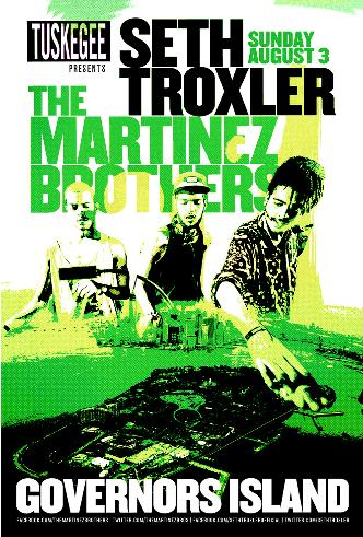 SETH TROXLER + MARTINEZ BROS: Main Image