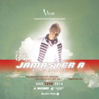 Jamaster A: Main Image