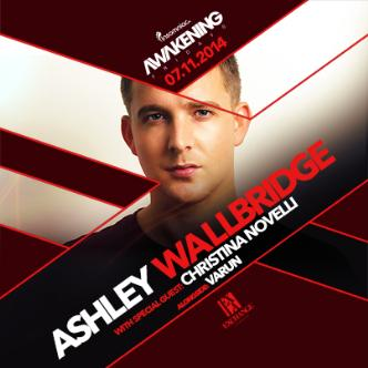 Ashley Wallbridge: Main Image