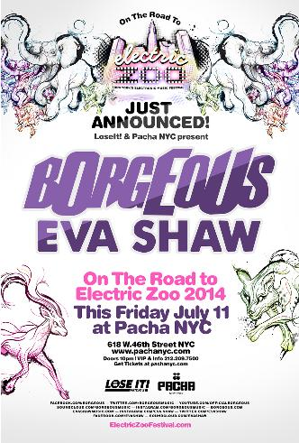 LOSE IT: Borgeous & Eva Shaw: Main Image