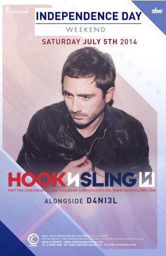 HOOK N SLING: Main Image