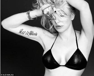 Courtney Love - Postponed: Main Image