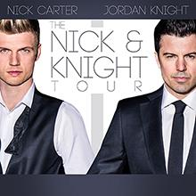 Jordan Knight and Nick Carter: Main Image