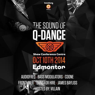 THE SOUND OF Q DANCE: Main Image