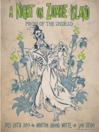 Prom of the Undead: Main Image