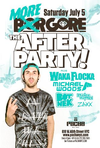 BORGORE: The After Party: Main Image