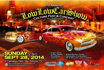 Low Low Car Show 8th Annual: Main Image