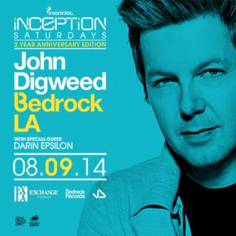 Bedrock Night ft. John Digweed: Main Image