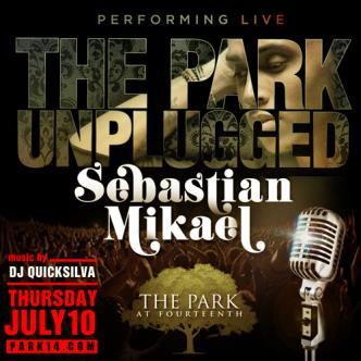 Sebastian Mikael Live!: Main Image
