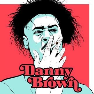 DANNY BROWN - YYC: Main Image