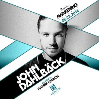 Awakening ft. John Dahlbäck: Main Image