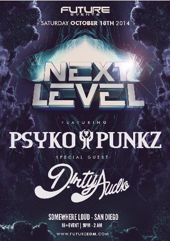 Psyko Punkz: Main Image
