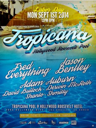 Tropicana  - Roosevelt Pool: Main Image