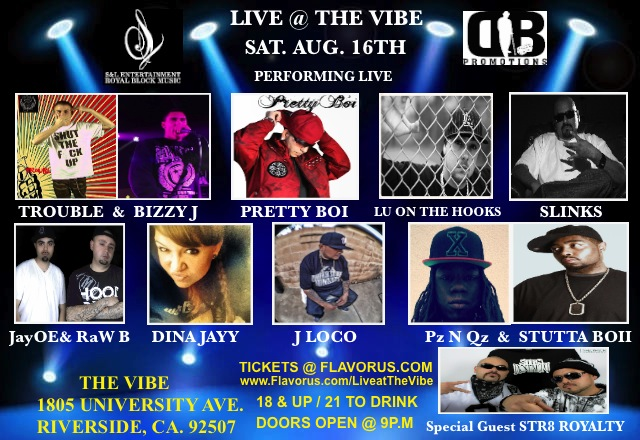 The VIBE BAR AND GRILL On