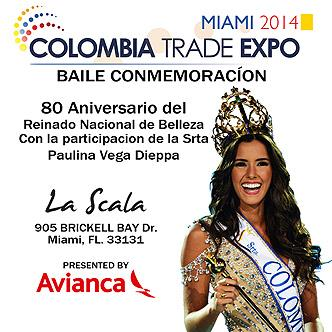 Baile Colombia Trade Expo: Main Image